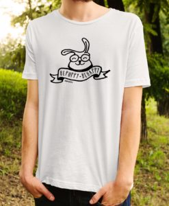 T-shirt uomo bepuppy be happy! Bunny lover t-shirt - BEPUPPY